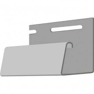 Фасадный J - профиль DOCKE 3 м палевый