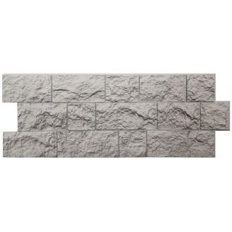 Фасадная панель DOCKE FELS 1,15х0,45 м жемчужнная