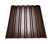 Профнастил пофарбований Т-8 2000х950 мм шоколад