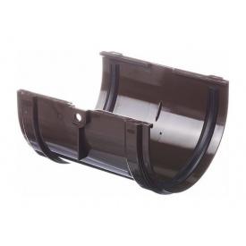 З'єднувач жолоба Docke Standard 135 мм шоколад