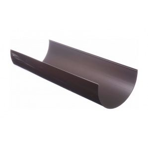 Желоб водосточный Docke Standard 120 мм 3 м шоколад