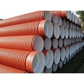Труба ПВХ для каналізації 160 мм 6 м