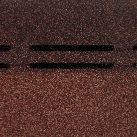 Коньково-карнизная черепица Docke PIE GOLD 1000х333х3,1 мм щербет