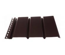 Софіт Docke Т4 суцільний 1850х305 мм шоколад