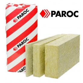 Теплоізоляція Paroc LINIO 10 1200x600x120 мм