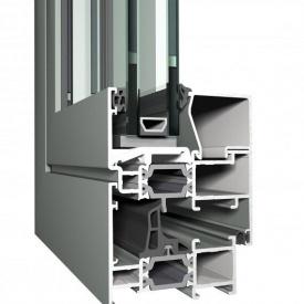 Алюминиевое окно Reynaers CS 68 1600х2400 мм