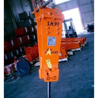 Гідромолот STAR SH 91 200 Дж