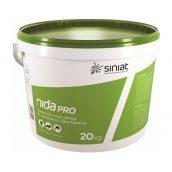Фінішна шпаклівка SINIAT NIDA Pro гіпсова 20 кг білий