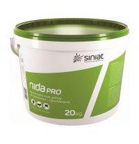 Финишная шпаклевка SINIAT NIDA Pro гипсовая 20 кг белый