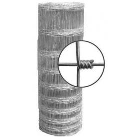 Шарнирная сетка оцинкованная 150х15х15 см 50 м