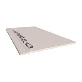 Гіпсокартон SINIAT PLATO Akustik KPOS 1200х2000х12,5 мм