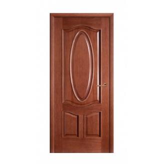 Дверь межкомнатная Двери Белоруссии Барселона ПГ 600х2000 мм палисандр