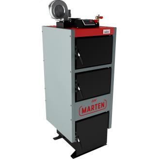 Котел на твердом топливе Marten Comfort MC-24 24 кВт