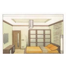 Виготовлення корпусних меблів в спальню під клієнта розміри