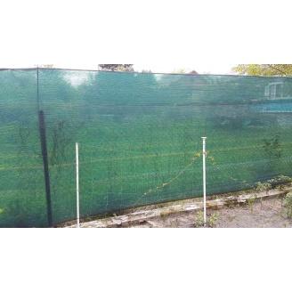 Затіняюча сітка Karatzis 6х50 м 85% зелена