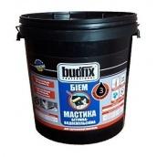 Мастика Budfix битумно-каучуковая 20 кг