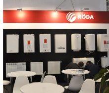 Тепловое оборудование тм RODA Аква Терм 2017