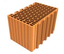 Керамический блок Леер 380x238x250 мм