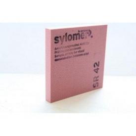 Еластомер Sylomer SR 42 5000x1500x12,5 мм рожевий