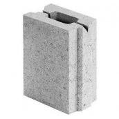 Блок бетонный перегородочный 130х90х188 мм