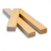 Дерев'яна монтажна рейка 20х40 мм