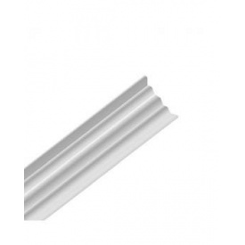 Плинтус потолочный Premium decor PG 36х30 мм 2 м