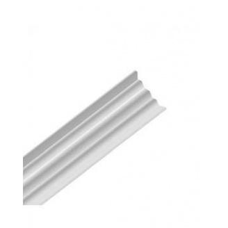 Плинтус потолочный Premium decor PG 36х30 мм 2,5 м