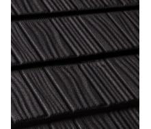 Композитная черепица Gerard Shake 1250x371 мм deep black