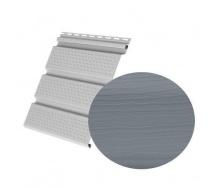 Софит Royal Europa Royal Soffit graphite перфорированный 3660х340 мм