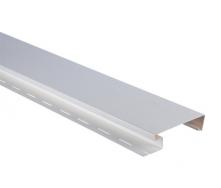 Планка Альта-Профиль Наличник широкий Т-07 3050 мм белый