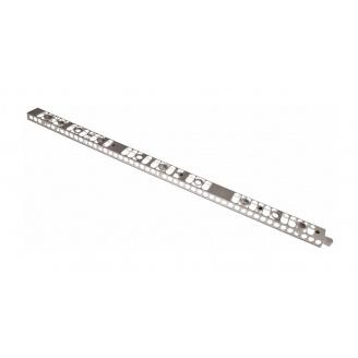 Плоский профиль широкий Альта-Профиль тип А 1305х73х30 мм