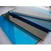 Поликарбонат монолитный 2мм 2,05*3,05м (Европа) цветной