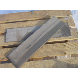Никель анод 6-10х200х500 мм НПА1