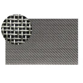 Сетка тканая из нержавеющей стали 12Х18Н10Т ГОСТ 3826-82 1,0х0,25 мм