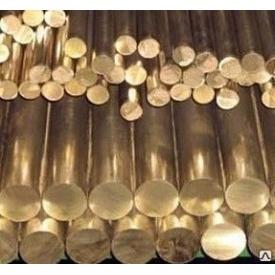 Пруток олов'яно-фосфористої бронзи 100-110 мм Брофі 6.5-0.15