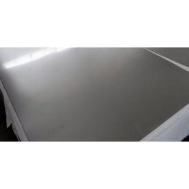 Лист нержавеющий AISI 304 0,5х1000х2000 мм матовый