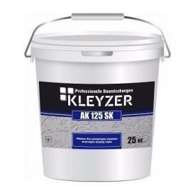 Декоративна штукатурка KLEYZER AK 125 SK акрилова короїд 25 кг бежева