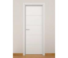 Дверное полотно Лофт F5 белое