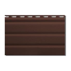 Софіт Альта-Профіль Т-19-УN без перфорації 3000х230 мм коричневий