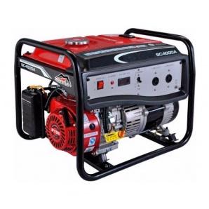 Бензиновий генератор Vulkan SC 6000 5,5 кВт