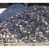 Бутовий камінь будівельний насипом