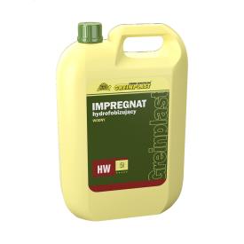 Импрегнат гидрофобный Greinplast HW 5 л водный