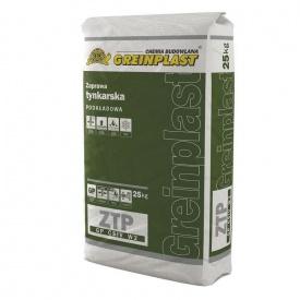 Раствор цементно-известковый Greinplast ZTP 25 кг подклад