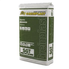 Шпаклевка гипсовая Greinplast SGT 20 кг твердая