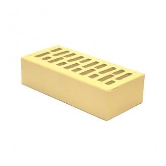 Цегла одинарна лицьова М-200 250х120х65 мм жовта