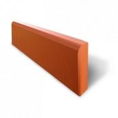 Бордюр тротуарный цветной 500х200х80 мм