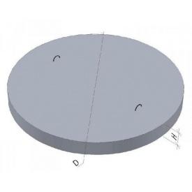 Днище бетонного кільця ПН 20 250х12 см