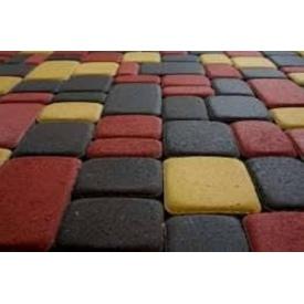 Тротуарна плитка Старе місто 150x120x60 мм