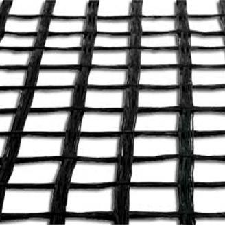Синтетическая геосетка Tegola X Grid FG-BIT-0 50/50 4х100 м