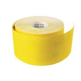 Шлифовальная шкурка WERK К100 на бумажной основе 115 мм 50 м